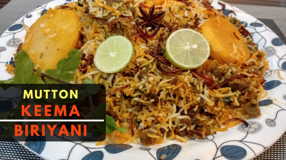 Mutton Keema Biriyani Recipe | How to make Keema Biryani | Flavors by Parween Khan