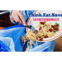 Think - Eat - Save 'Say No to Food Waste'
